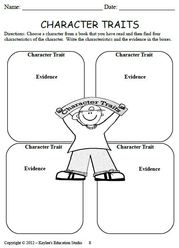 Write essay comparing characters
