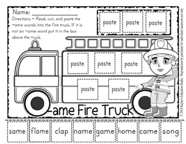 New 168 Word Family Op Worksheet Family Worksheet