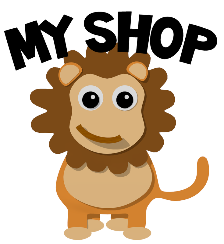 Cute Lion My Shop