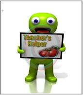 Teacher's Helper Classroom job